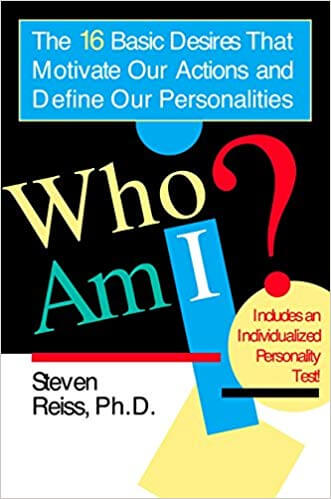 Who am I? - 16 Basic Desires that Motivate Our Actions Define Our Personalities